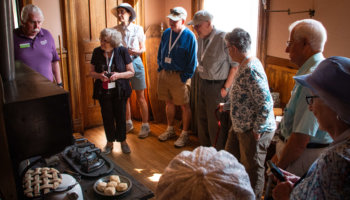 A tour from the Hackley and Hume Historic Sites